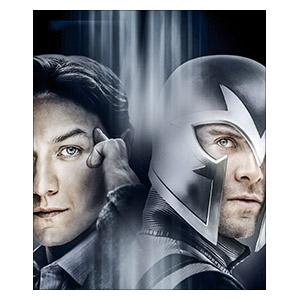X-Men. Размер: 25 х 30 см